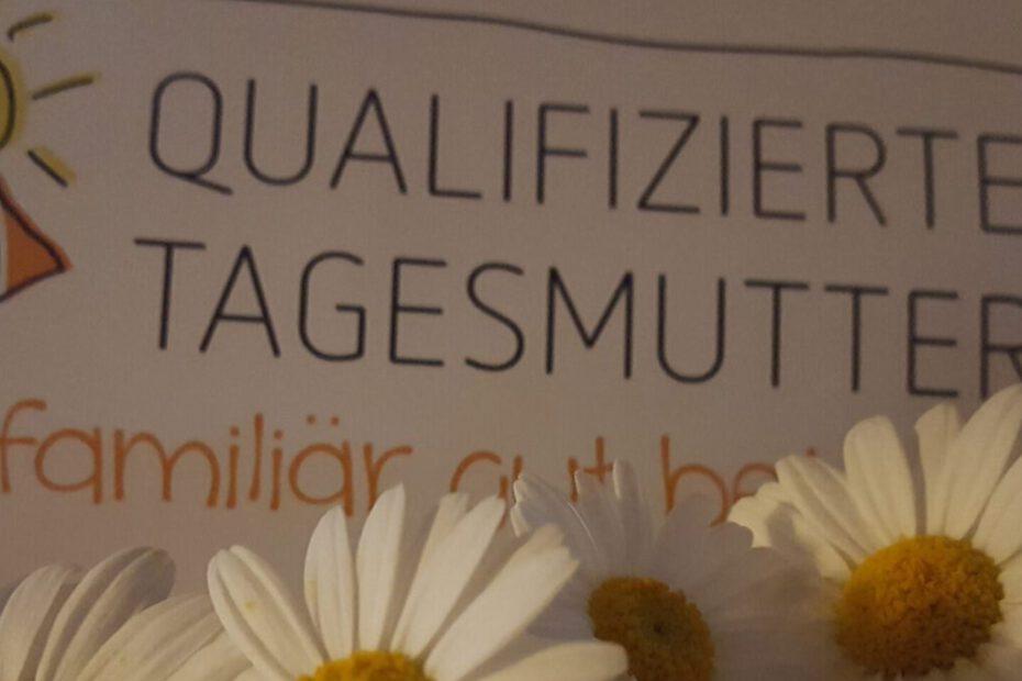Qualifizierte Kindertagespflege